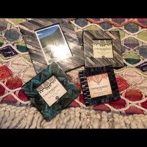 Four Brand New Frames